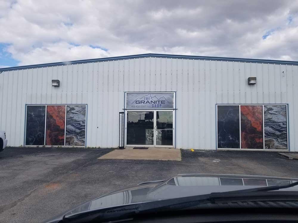 New Oklahoma City Countertop Showroom and Fabrication facility