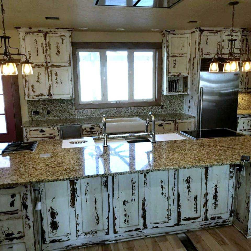 Who is next Come see us for custom countertops